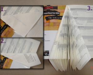 book xmas tree 4